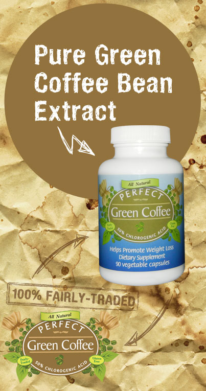 Perfect Green Coffee is 100% Pure